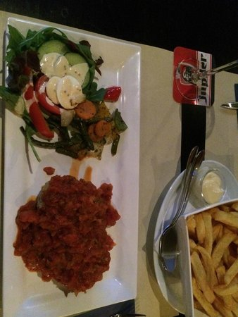 Brasserie-Restaurant Le Baron: Meatballs