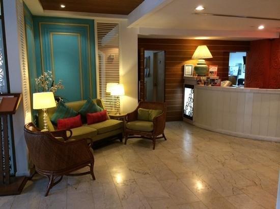 Salil Hotel Sukhumvit Soi 8: Hall