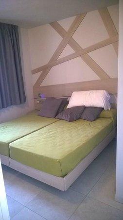 Ryans Ibiza Apartments: Camera da letto