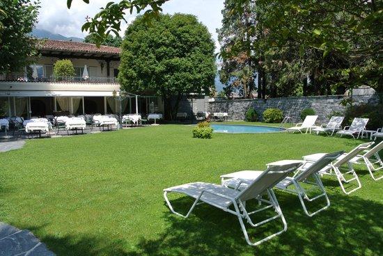 Hotel Ascovilla : Pool at Ascovilla