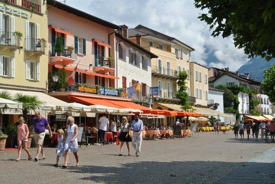 Hotel Ascovilla : Ascona