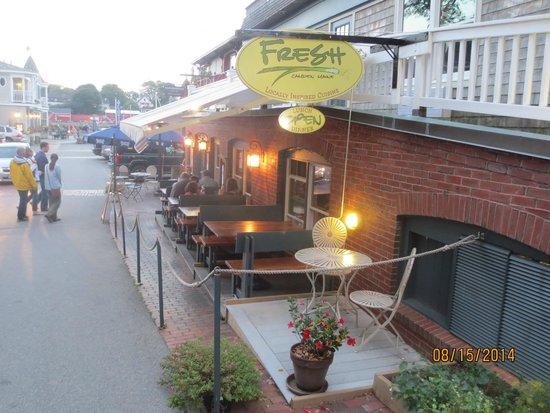 Fresh & Co.: patio