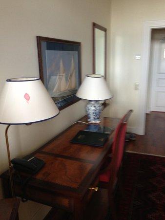 Grand Hotel Saltsjobaden: The room