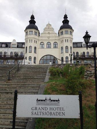 Grand Hotel Saltsjöbaden: The hotel