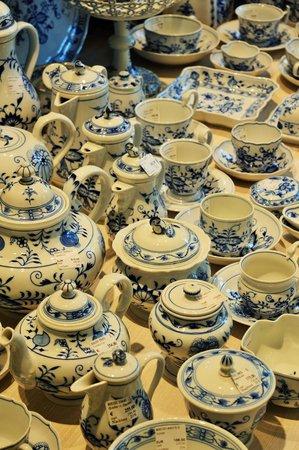 Porzellan-Manufaktur Meissen: Museum2
