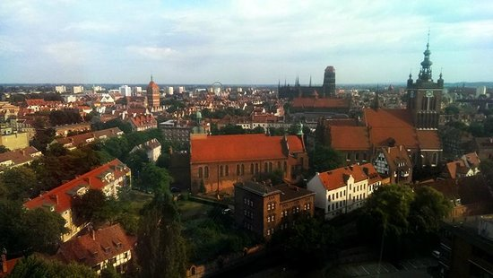 Mercure Hevelius Hotel Gdansk Poland