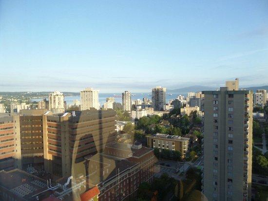 Century Plaza Hotel & Spa: Morning view