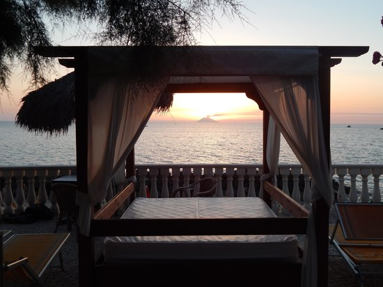 Hotel Resort Rocca di Vadaro: tramonto