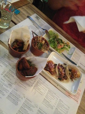 Wahaca White City: mexican street food