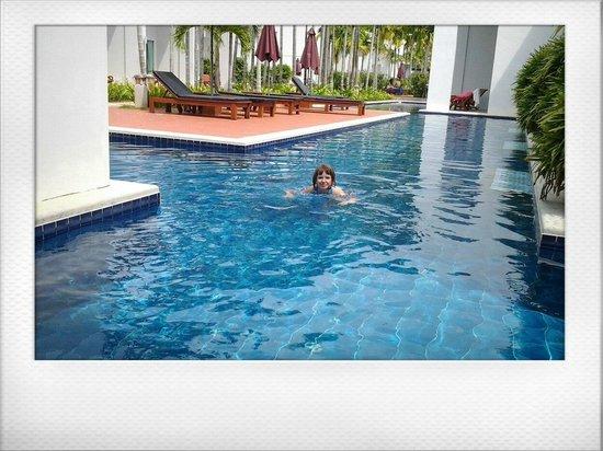 Kata Lucky Villa & Pool Access: Из номера прыгнули сразу в бассейн