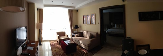 Oakwood Premier Cozmo Jakarta: Apartment - panorama