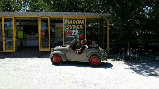 Piadina Romagnola