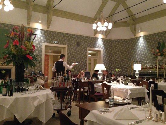 Grand Hotel Kempinski High Tatras: Restaurant