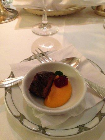 Grand Hotel Kempinski High Tatras: Dinner