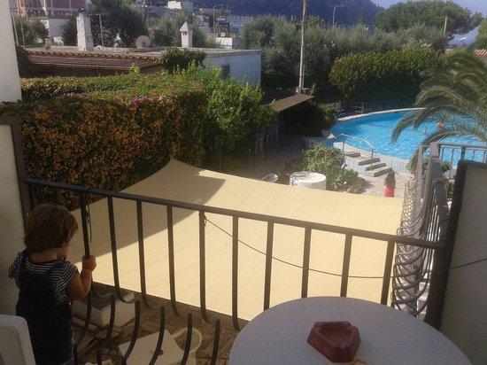Hotel Costa Citara: Vusta piscina