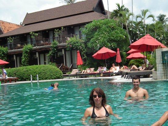 Amari Koh Samui: pool