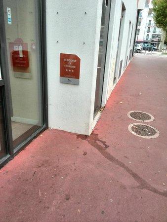 Appart'City Chalon sur Saone: 3 étoiles ??????