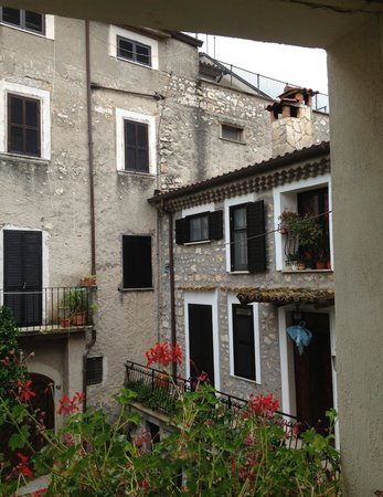 Nena al Borgo Castello: Apartment view just like Tuscany but without the traffic!