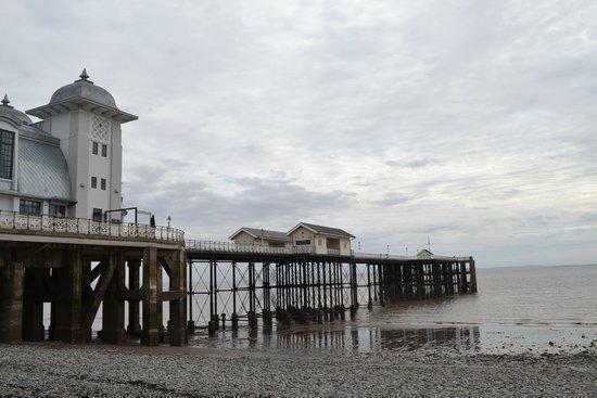 Penarth Pier Pavilion: Penarth pier