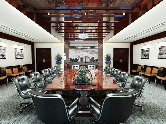 Santa Barbara Hotel: Conference room