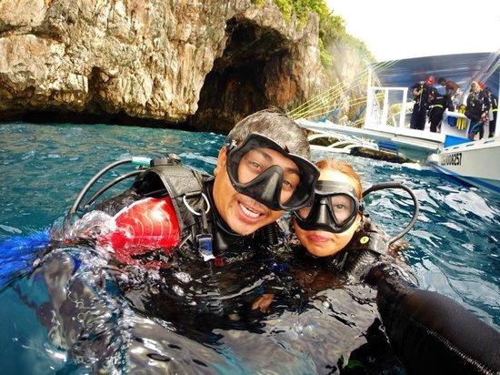 Sea Explorers Malapascua: Diving at Gato Island with Sea Explorers