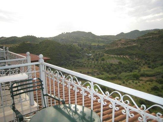 Bacchus : Balcon sur la vallée
