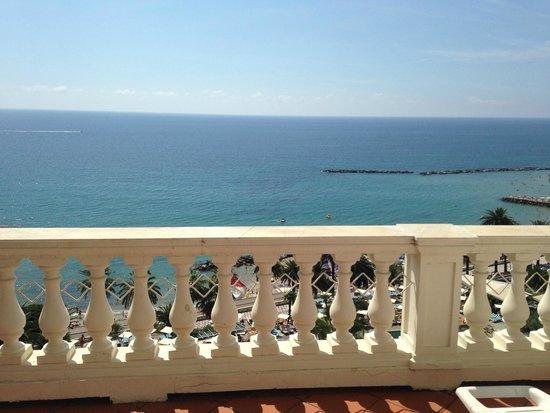 Royal Hotel Sanremo: Vue de la 519