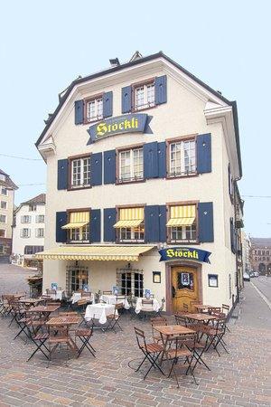 Restaurant Zum Alten Stockli
