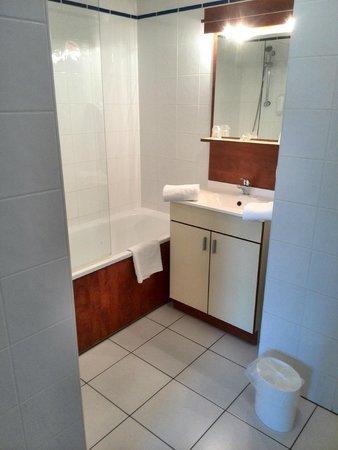 Appart'City Limoges: Salle de bain