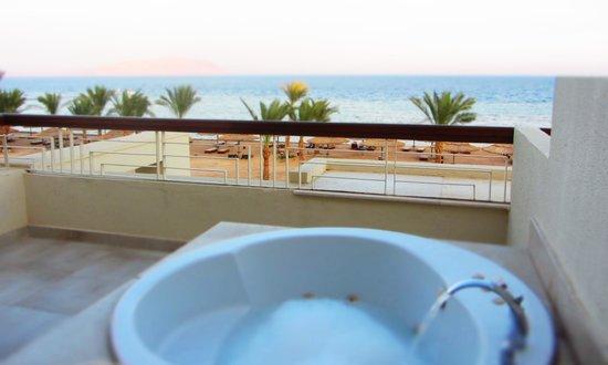 Coral Sea Sensatori - Sharm El Sheikh: Room 1308 Jacuzzi Sea View