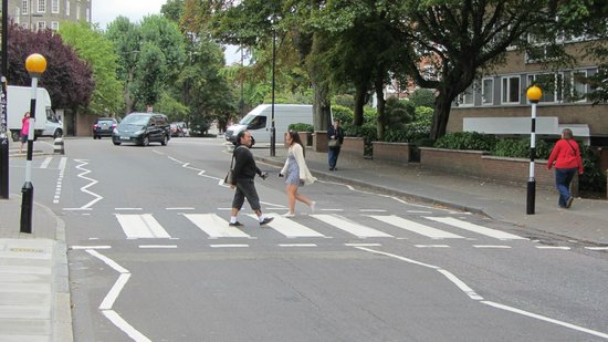 Abbey Road : living the dream