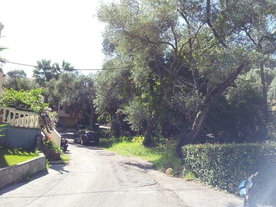 Sun Village: entrata