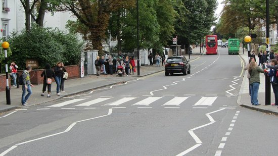 Abbey Road : iconic