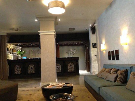 Vincci Albayzin: Hotel's lobby