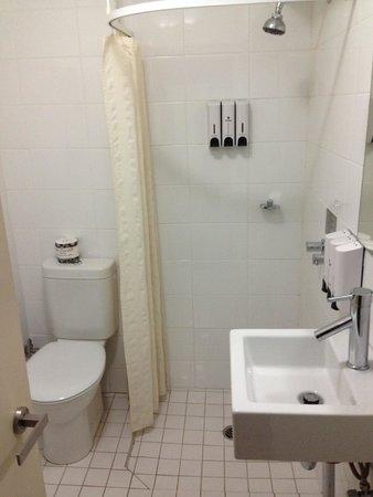 Park Regis City Centre: Badezimmer