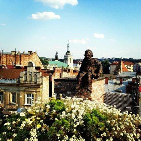 Dim Legend: Сажетрус на крыше, в которого кидаются монетками