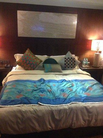 juSTa MG Road : Luxury Room