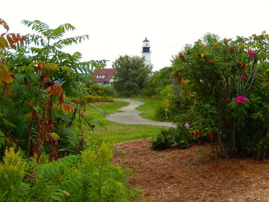The Scenic Route Maine Tours: Head Light