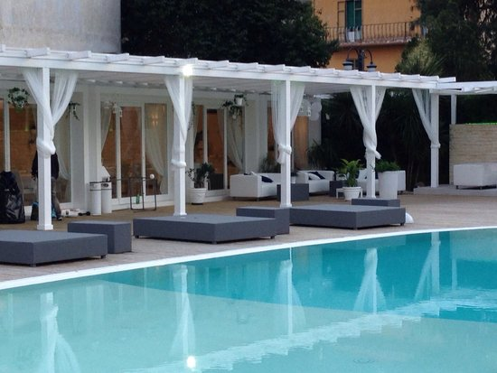 Villa Italia Nocera inferiore: Elegante