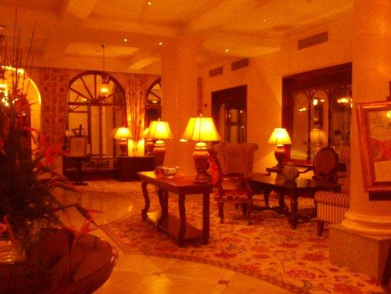 Polana Serena Hotel : Lobby