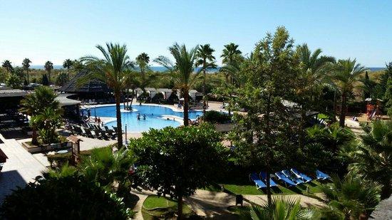 Occidental Isla Cristina: Vista desde la suite