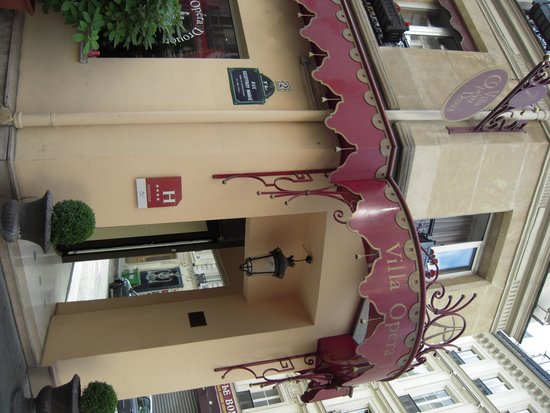 Villa Opera Drouot : albergo11