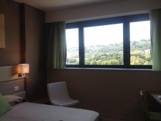 Hotel Cristina : very good view
