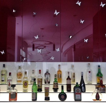 Hotel Cristina : Bar