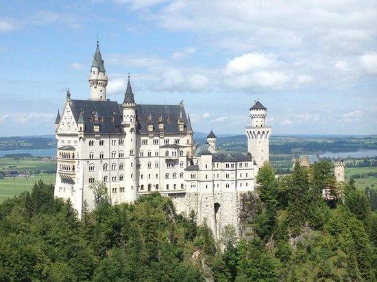 Ferienhotel Kaltschmid : Neuschwanstein Castle
