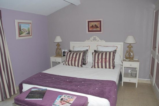 chambre de r ve foto van le domaine de mejeans alleins tripadvisor. Black Bedroom Furniture Sets. Home Design Ideas