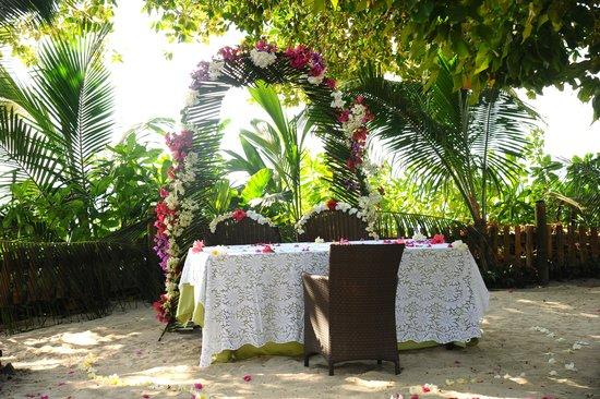 Augerine Guest House : Wedding venue