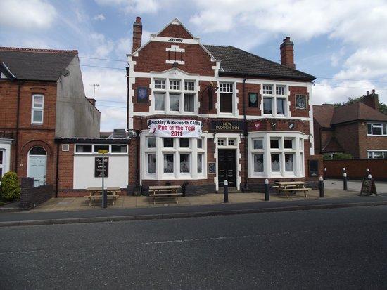 The New Plough Inn