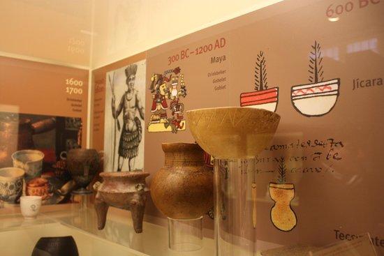 Choco-Story - The Chocolate Museum : Vetrina