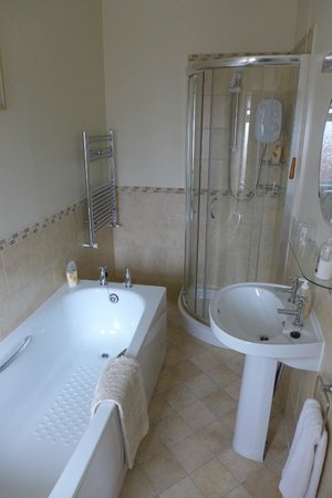 Malabar Guest House: bathroom